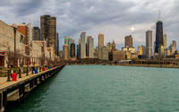 Chicago from Navy Pier-