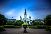Jackson Square, New Orleans-