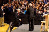 President Bill Clinton @ TCNJ 5-13-2016-5