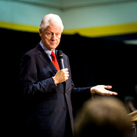 President Bill Clinton @ TCNJ 5-13-2016-18