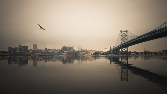 Peaceful Philadelphia-