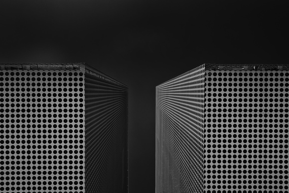 Towers bw-